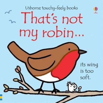 That's not my robin...