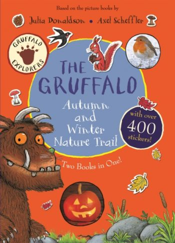 The Gruffalo Autumn and Winter Nature Trail
