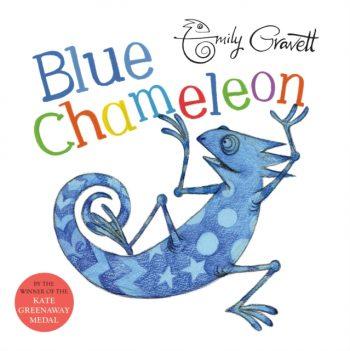 Blue Chameleon
