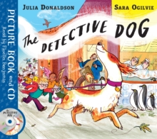 Detective Dog – book and cd