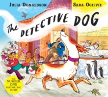 Detective Dog board book