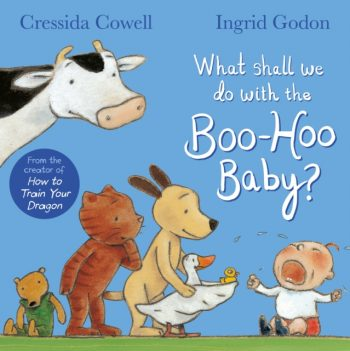 What Shall We Do With The Boo-Hoo Baby
