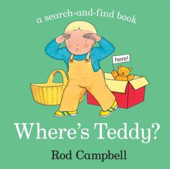 Where's Teddy?