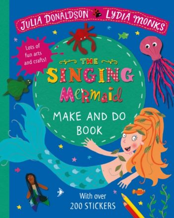 The Singing Mermaid Make and Do