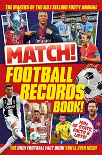 Match! Football Records