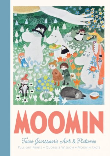 Moomin Pull-Out Prints : Tove Jansson's Art & Pictures