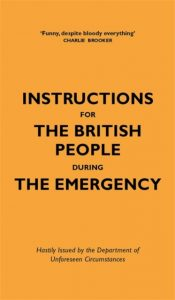 Instructions for the British People During The Emergency