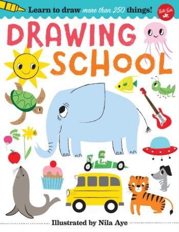 Drawing School : Learn to draw more than 250 things!