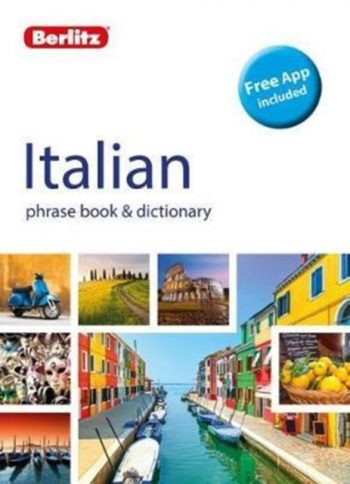 Berlitz Phrase Book & Dictionary Italian (Bilingual dictionary)