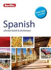 Berlitz Phrase Book & Dictionary Spanish