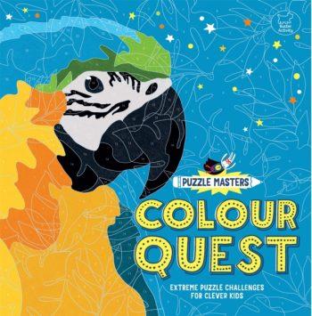 Puzzle Masters: Colour Quest : Extreme Puzzle Challenges for Clever Kids