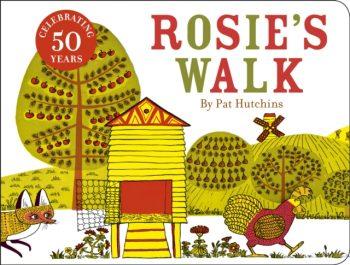 Rosie's Walk : 50th anniversary cased board book edition