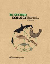 30-Second Ecology : 50 key concepts and challenges, each explained in half a minute
