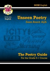New GCSE English Literature AQA Unseen Poetry Study & Exam Practice - For the Grade 9-1 Course