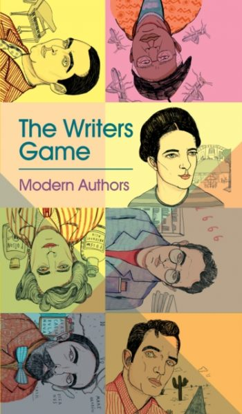Writer's Game: Modern Authors, The:Modern Authors