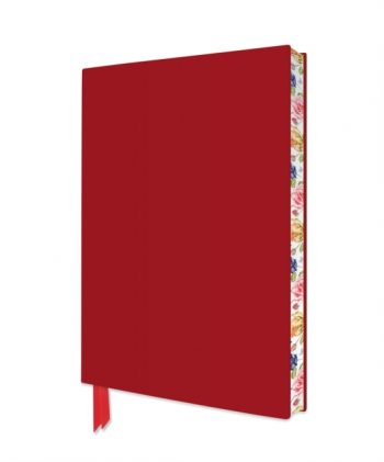 Red Artisan Notebook (Flame Tree Journals)