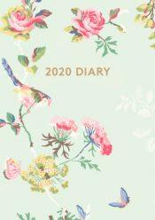Cath Kidston Birds & Roses A6 2020 Diary