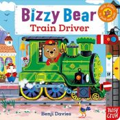 Bizzy Bear Train Driver