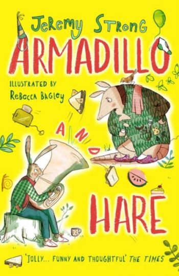 Armadillo and Hare : Small Tales from the Big Forest
