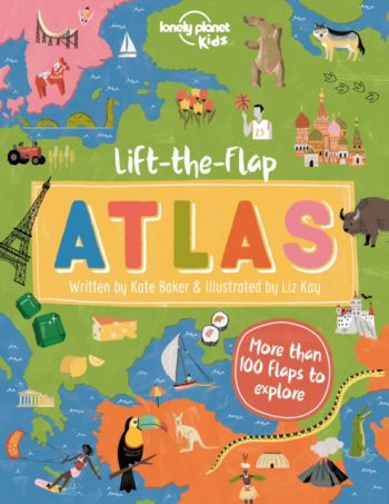 Lift-the-Flap Atlas