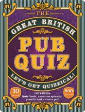 The Great British Pub Quiz Let's Get Quizzical