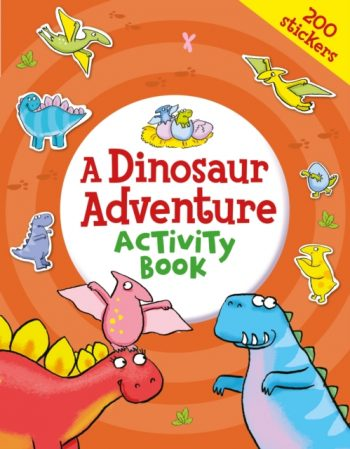 A Dinosaur Adventure Activity Book