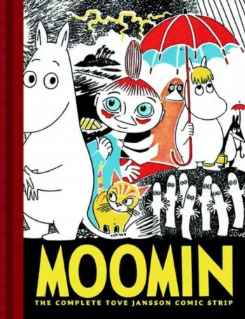 Moomin : The Complete Tove Jansson Comic Strip