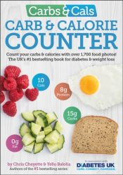 Carbs & Cals Carb & Calorie Counter : Count Your Carbs & Calories with Over 1,700 Food & Drink Photos!