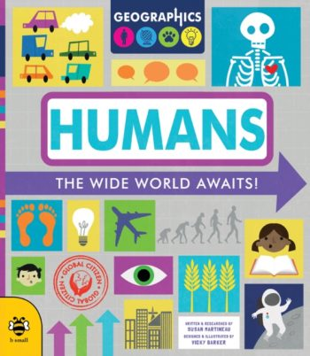 Humans : The wide world awaits!