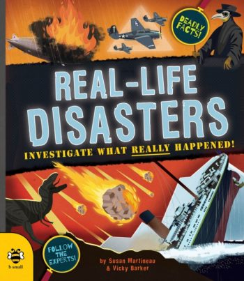 Real-life Disasters : Investigate What Really Happened!