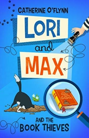 Lori and Max and the Book Thieves