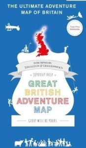 Great British Adventure Map