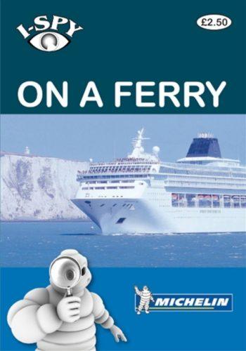 I-Spy on a Ferry