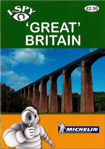 I-spy Great Britain