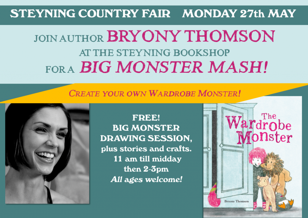 Monster Mash with Bryony Thomson