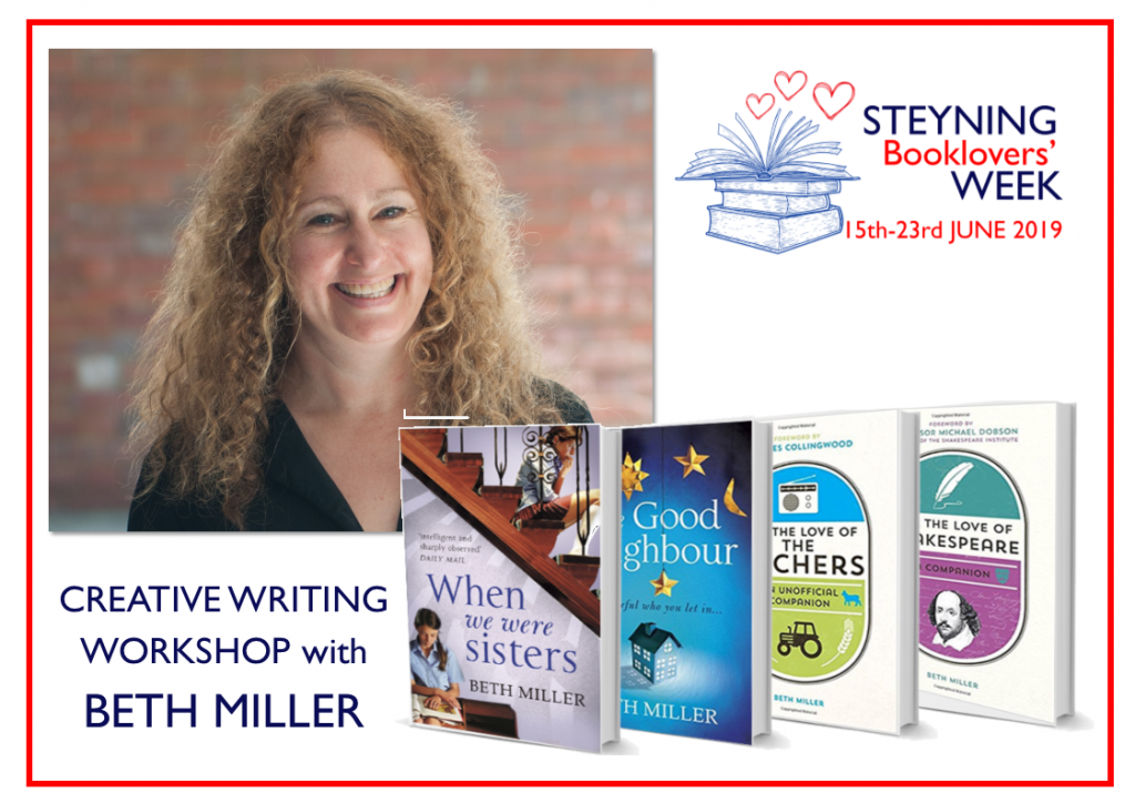 Creative Writing Workshop with Beth Miller