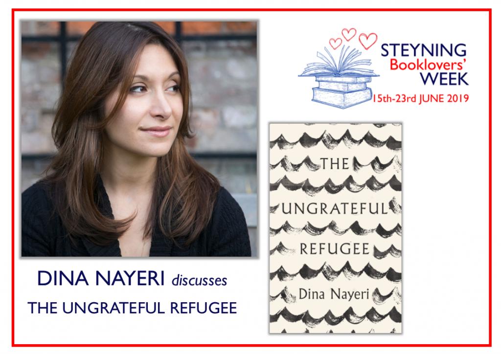 DINA NAYERI, The Ungrateful Refugee