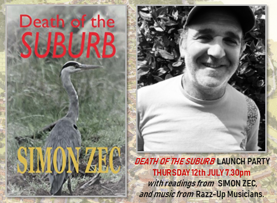 Death of the Suburb Book Launch