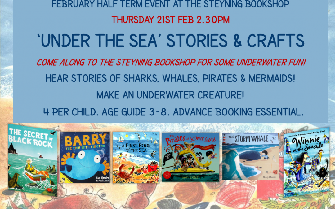 Stories and Crafts from Under the Sea