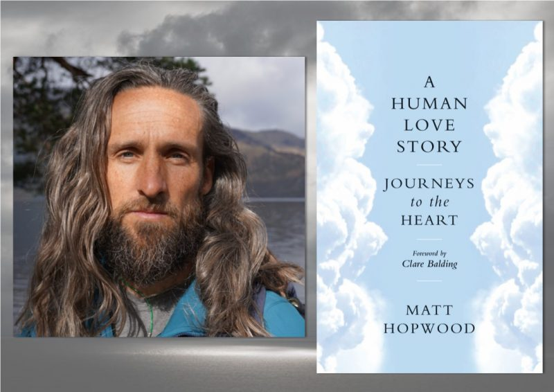 A Human Love Story – Journeys to the Heart Book Launch