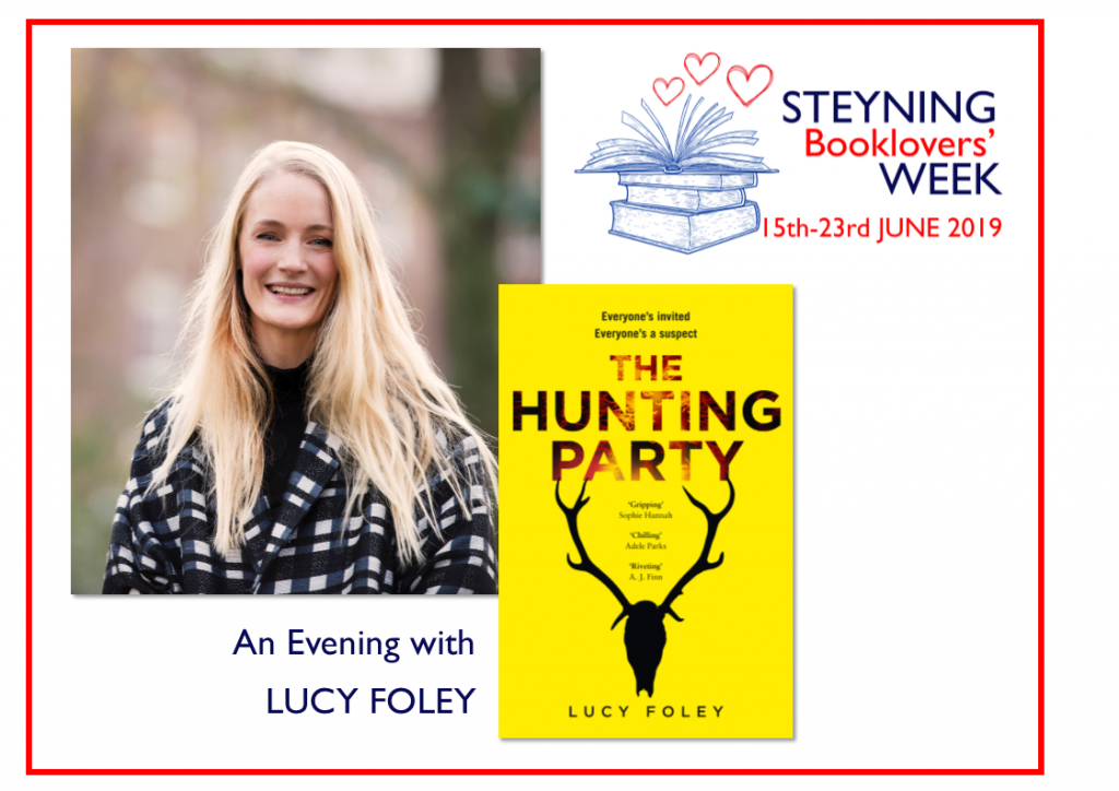 Lucy Foley, The Hunting Party.