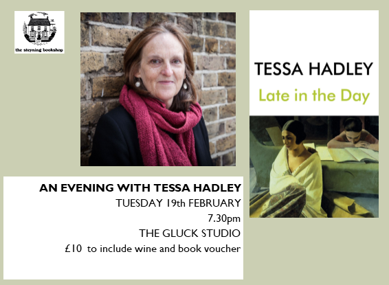 An Evening with Tessa Hadley