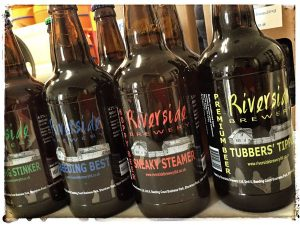 Riverside Breweries finest ales