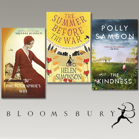 Three Sussex Authors - Bloomsbury Publishing
