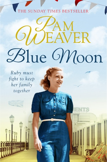 Pam Weaver 'Blue Moon' Book Launch