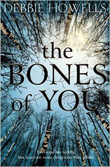Bones of You Cover Image Debbie Howells