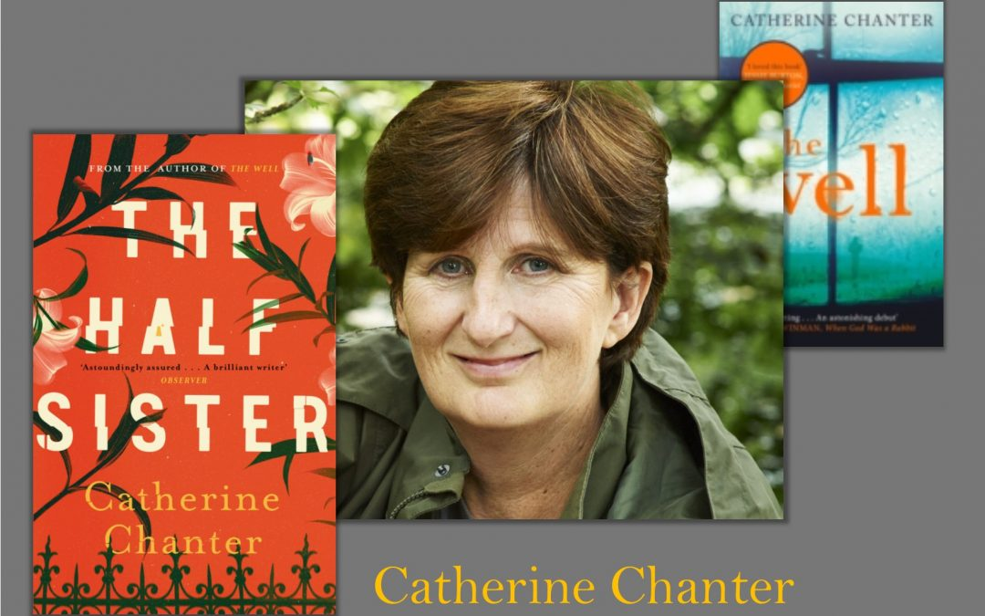 An Evening with Catherine Chanter