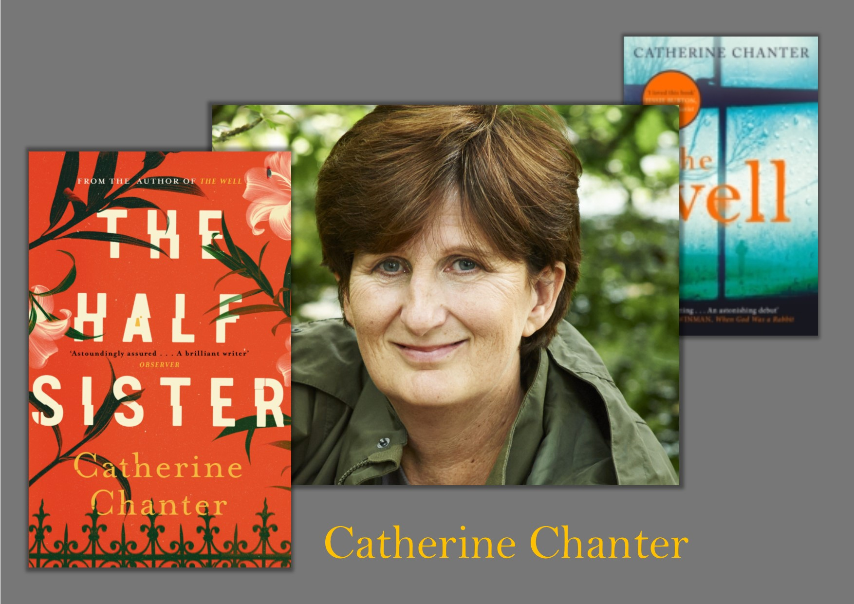 Catherine Chanter