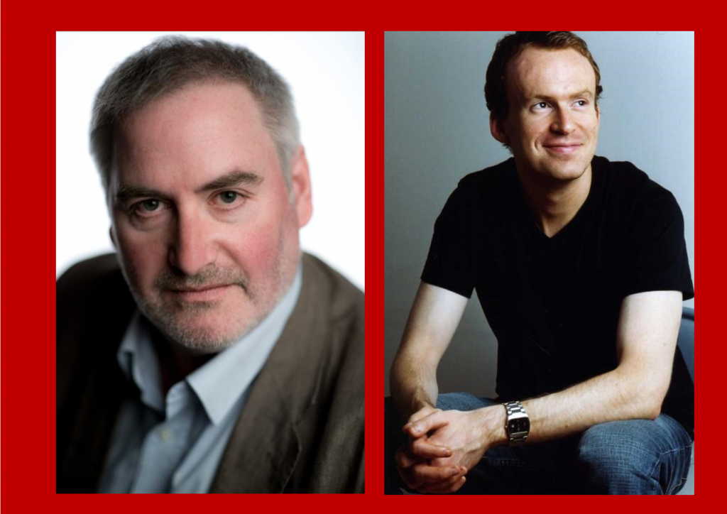 Chris Riddell and Matt Haig