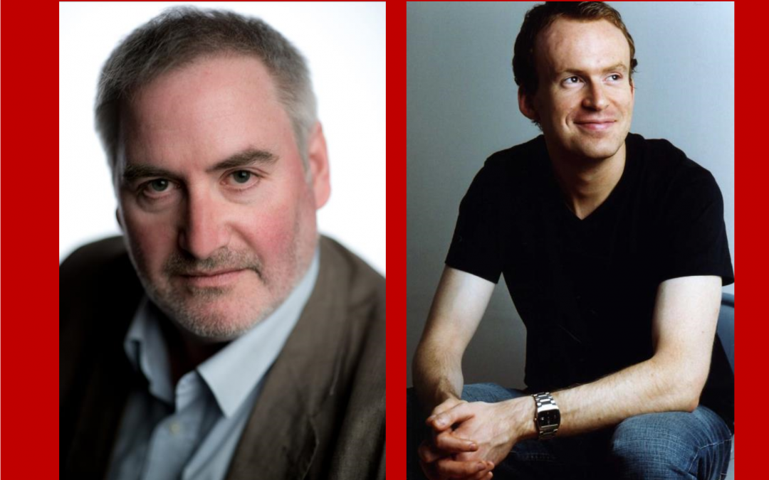 Christmas Late Night Shopping Evening with Matt Haig and Chris Riddell